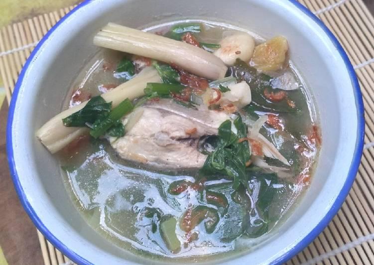 Sup Bandeng Bening