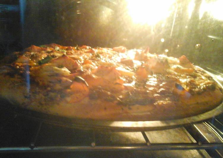 Easiest Way to Cook Yummy Pizza dough