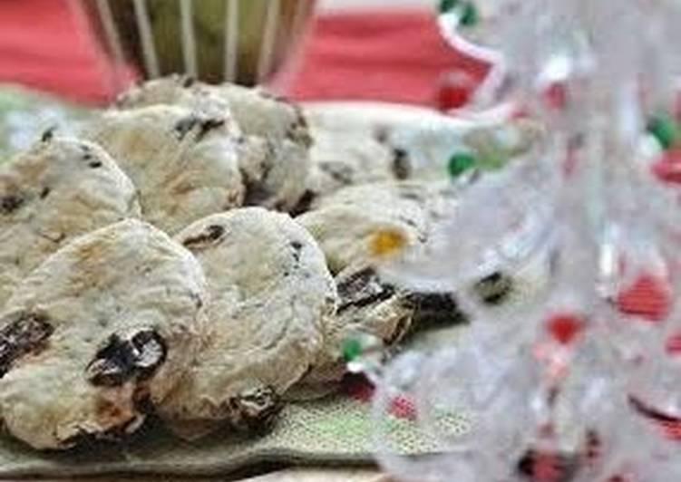 Macrobiotic Kiriboshi Daikon Cookies - Laurie G Edwards