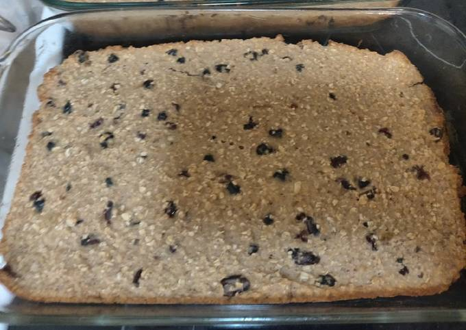 How to Prepare Homemade Oatmeal Breakfast Bars
