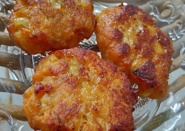 Chicken Patty Ekonomis (Untuk Dijual)