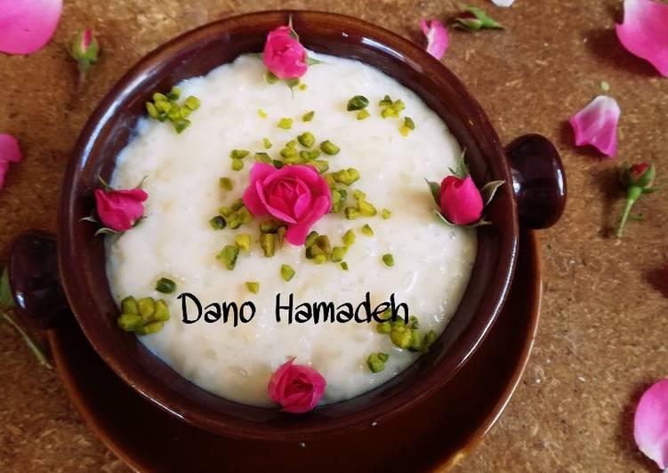 Milk Rice pudding