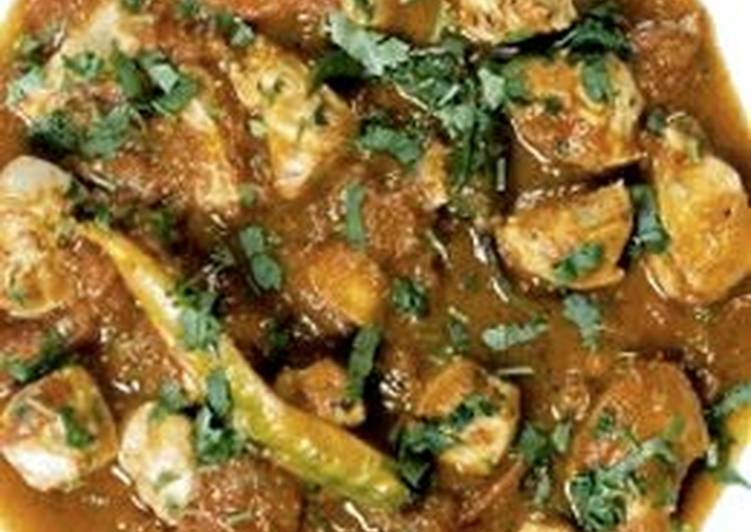 Pakistani spicy chiken karahi, Helping Your Heart with The Right Foods
