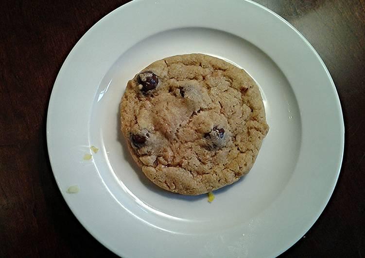 Toffee Fruit Chip Cookies