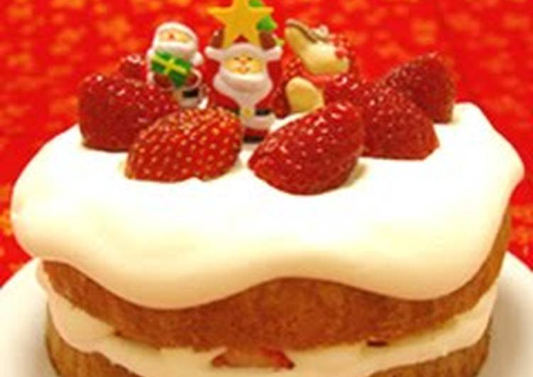 Simple Way to Prepare Top-Rated Simple and Delicious! Christmas Shortcakes
