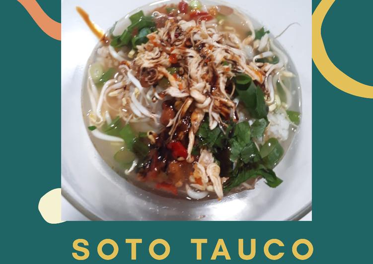 Resep Soto Tauco khas Tegal Yang Gampang Sedap