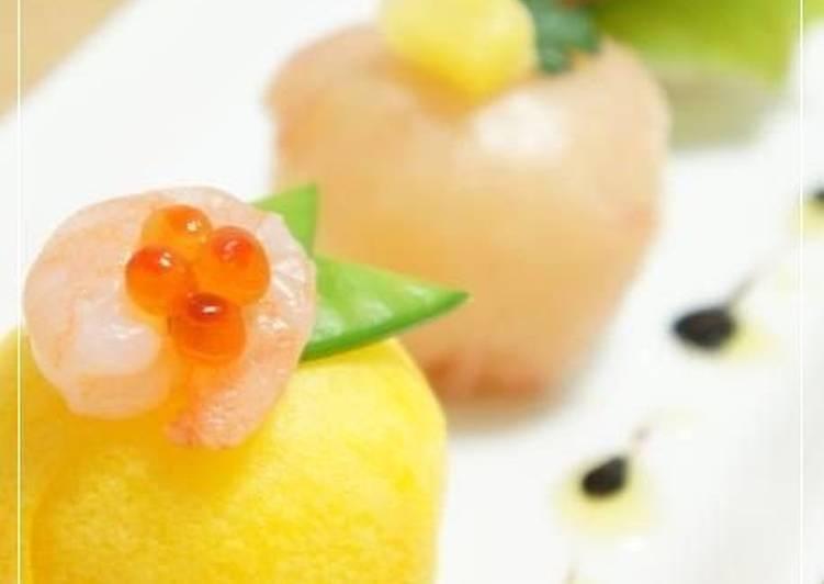 Recipe of Ultimate Easy Shiro-dashi Sushi Vinegar in a Microwave
