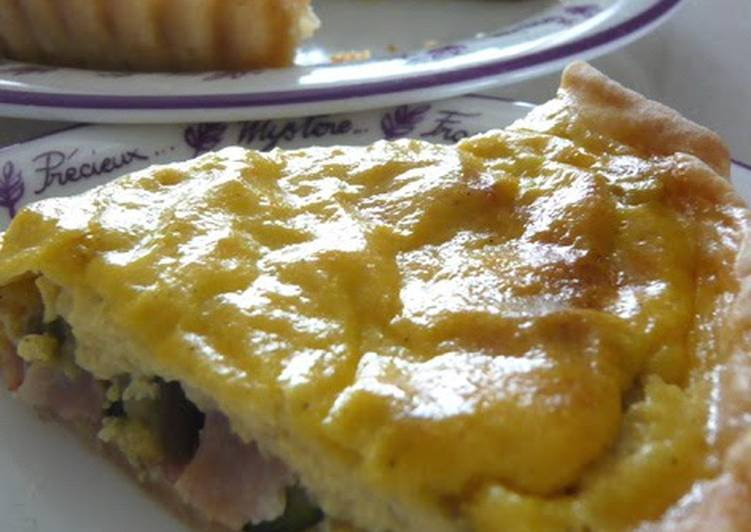New Secret Easy But Healthy Quiche with Tofu for Dieters Free Download