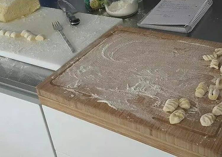 Italian Homemade Gnocchi