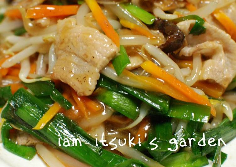 Pork Belly, Chinese Chives, and Bean Sprouts with Sauce, Find out The Truth On Superfoods