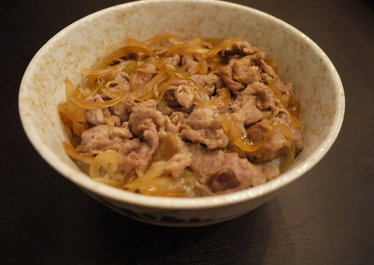Selecting The Best Foods Can Help You Stay Fit And Healthy Easy Microwave Pork Rice Bowl