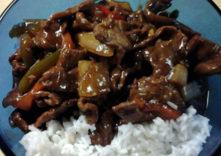 Chinese Peppersteak #4, Some Foods That Are Good For Your Heart