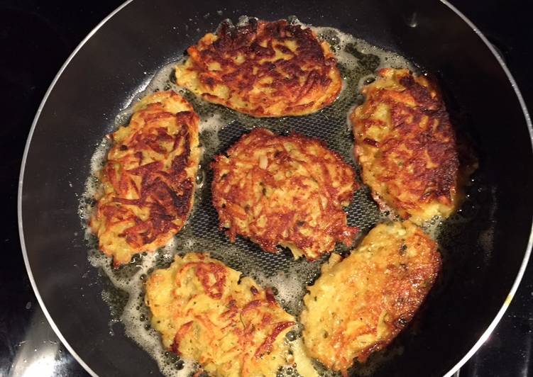 Top 10 Dinner Easy Refreshing Vegetarian Potato Patties (Persian Kookoo)