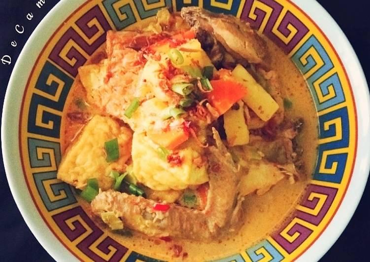87. Kari Ayam Komplit - cookandrecipe.com