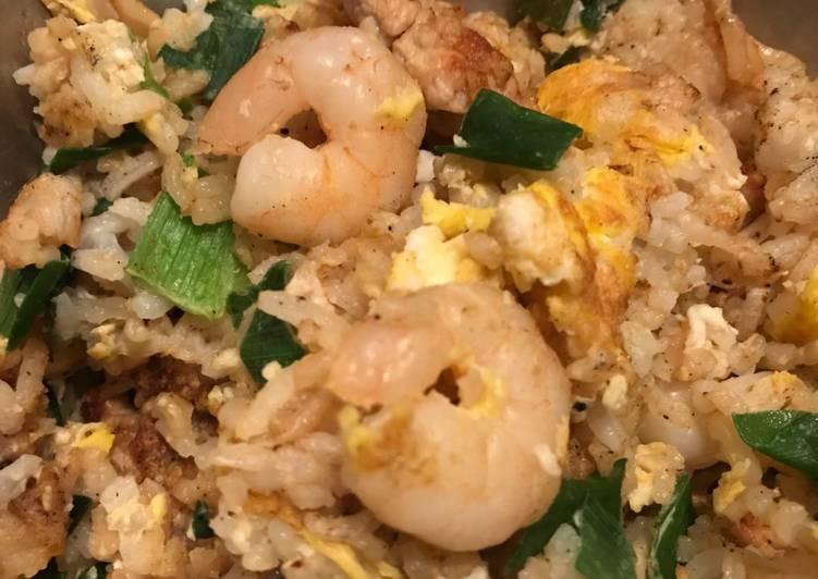 Healthy Tasty Fried Rice