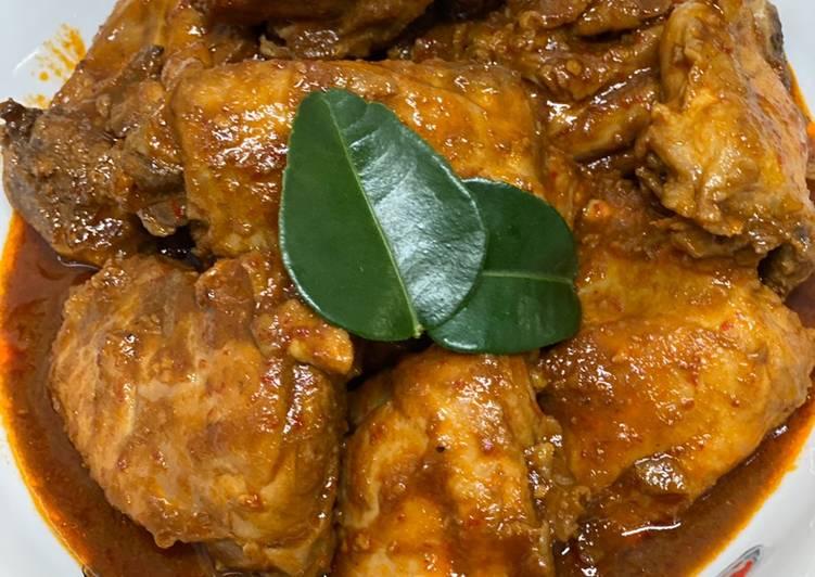 Semur ayam simpel aja (bisa utk daging sapi jg)