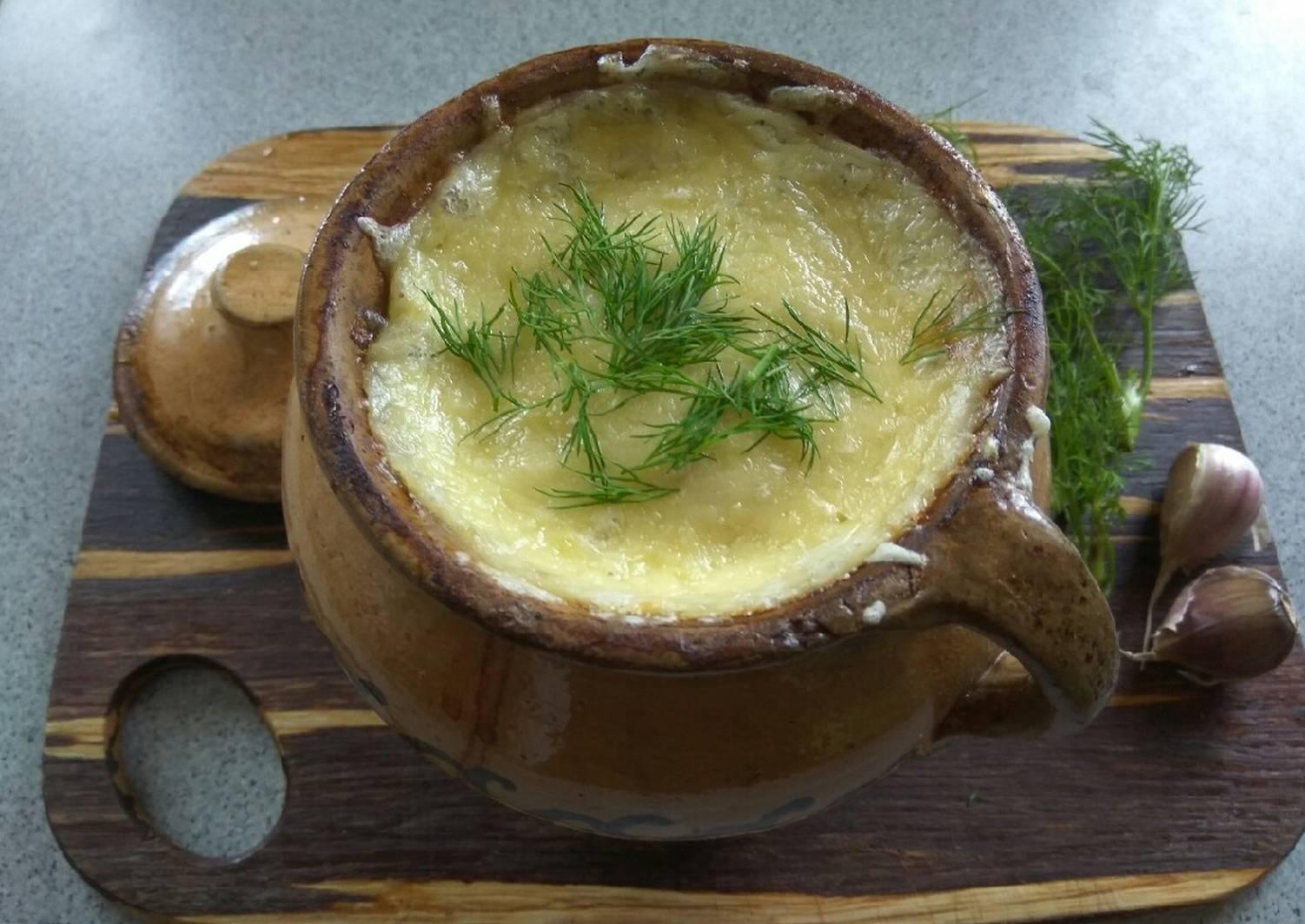 рецепт блюд в горшочке с фото прощение