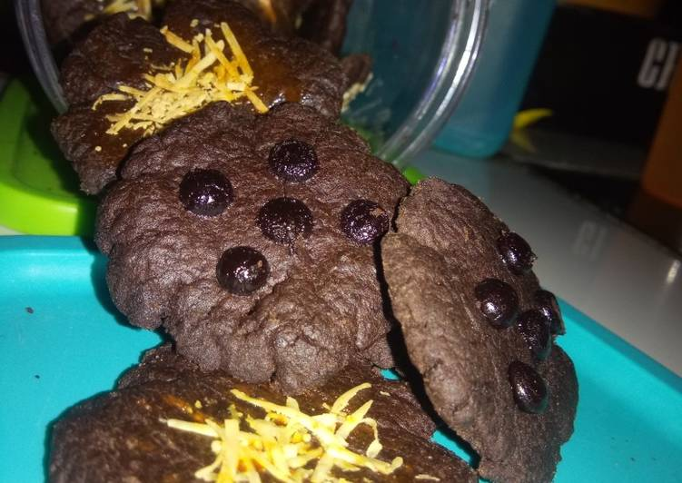 Cookies Chocolate Choco Chips Cheese