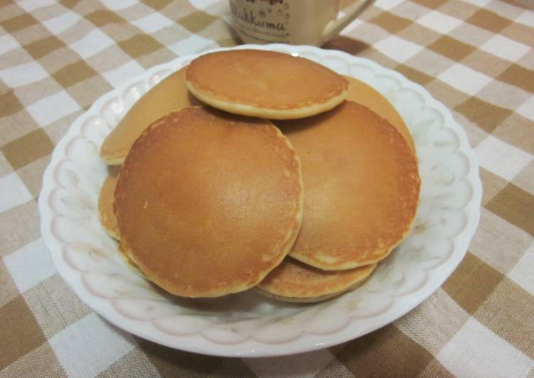 Easiest Way to Make Award-winning Easy & Fluffy Pancake