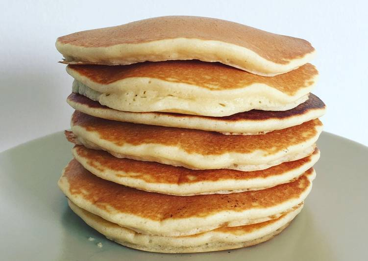 Pancakes extra moelleux