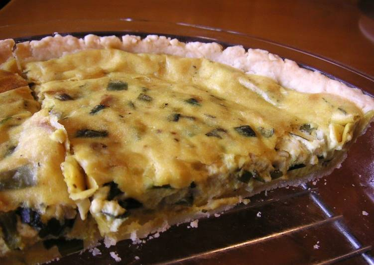 How to Cook Tasty Egg and Dairy Free Vegan Tofu Quiche