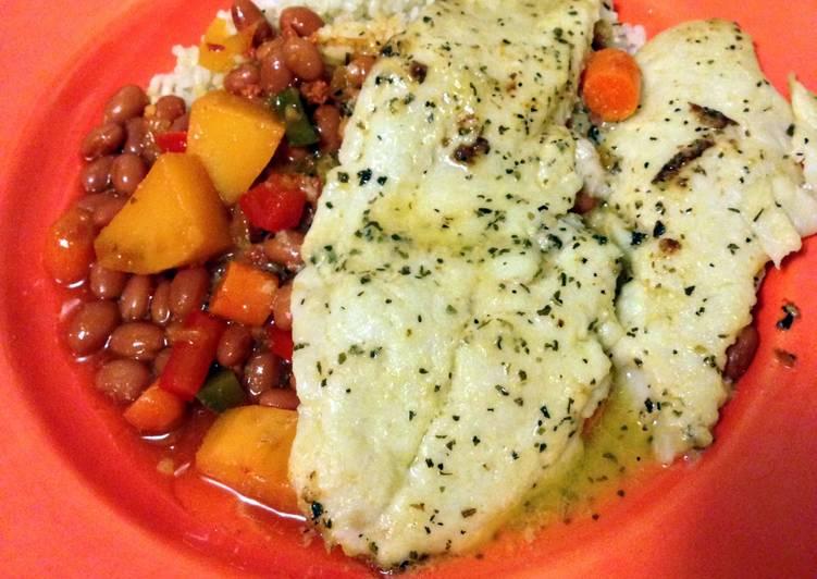 Recipe: Perfect Baked Parmesan Swai Fish Fillet