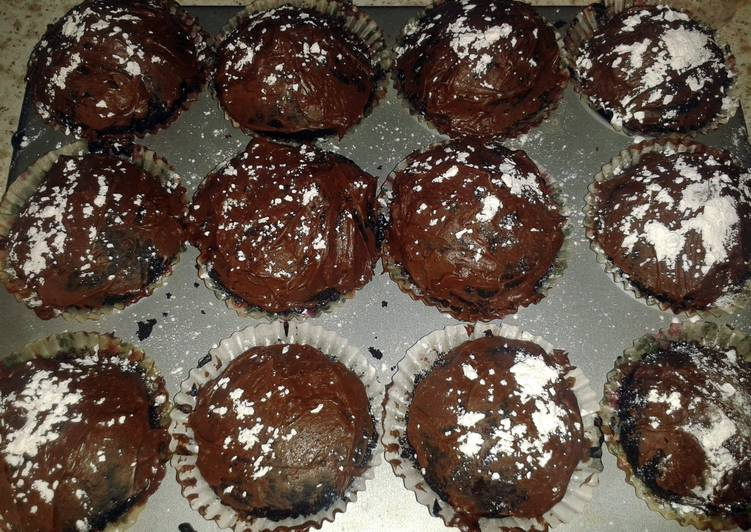 Easiest Way to Prepare Yummy Egg and dairy free Vegan and Vegetarian chocolate cake/cupcakes