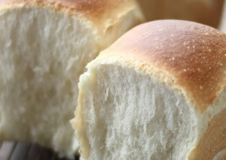 Homemade Yeast Milk Bread
