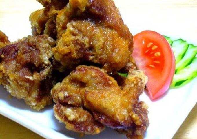 Crunchy Chicken Karaage