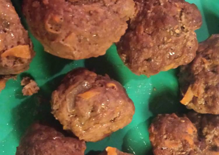 Turkey Meatballs (Egg and Gluten Free)