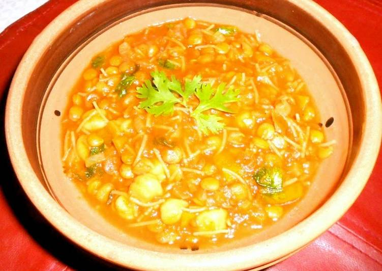 Essential Soup for Ramadan Harira