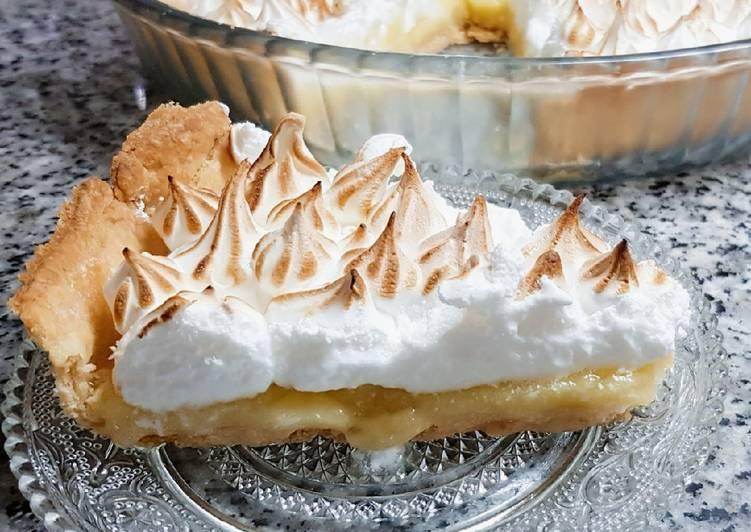 La tarte aux citrons 🍋