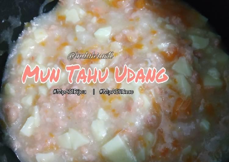Mun Tofu Udang
