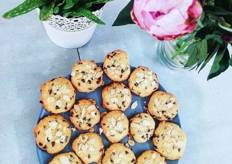 Comment Cuisiner Cookies pépites choco