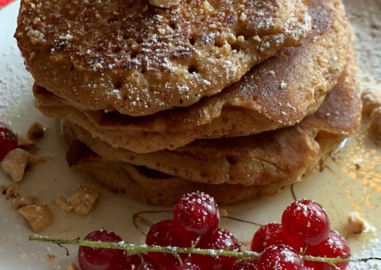 Recette: Pancake praliné