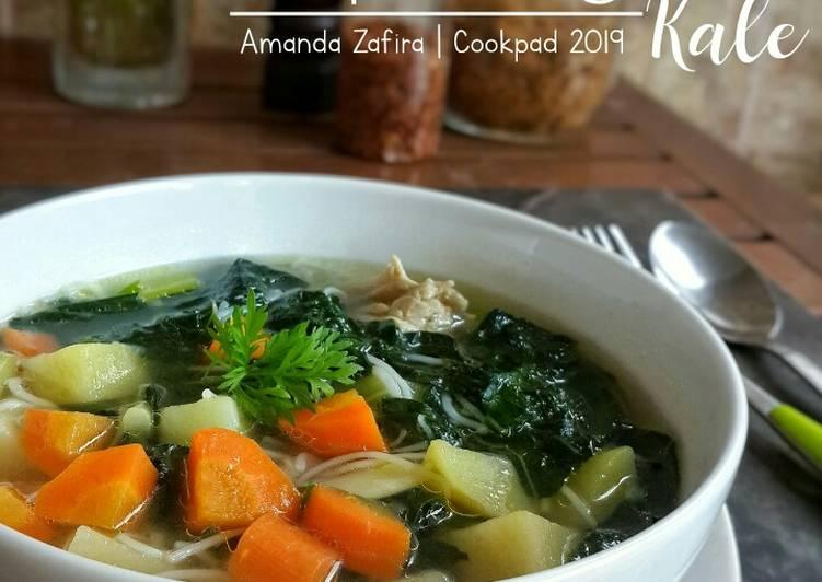 Sup Ayam Kale