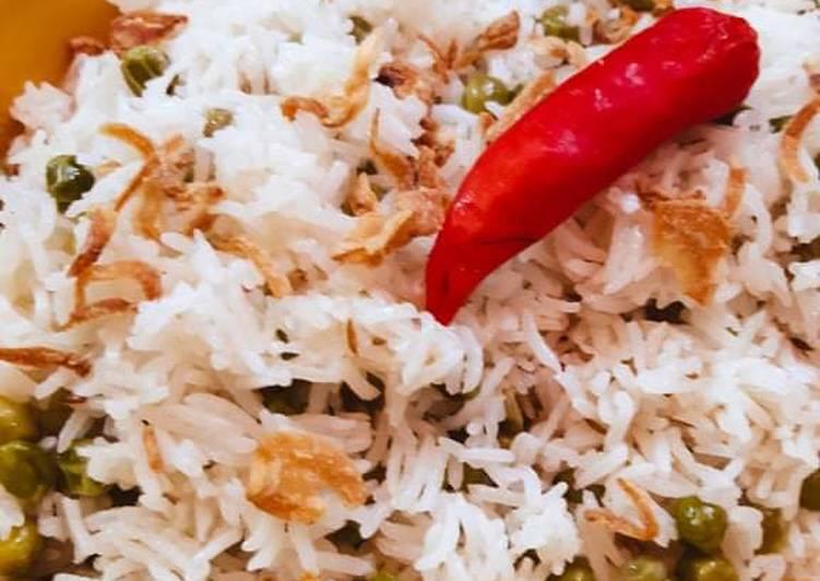 Recipe of Any-night-of-the-week Matar Pulao