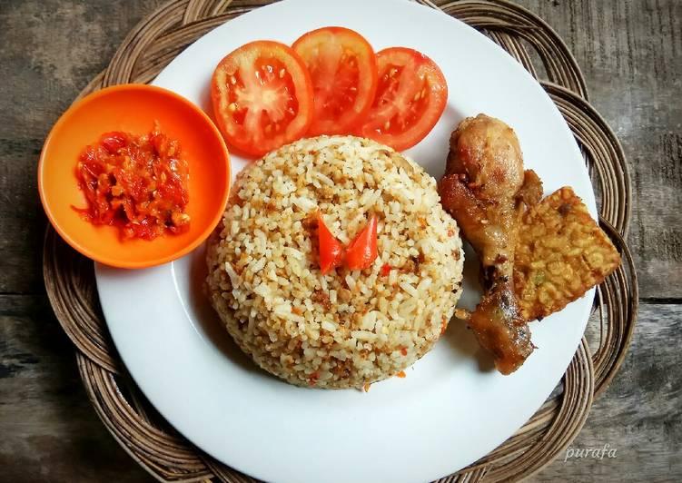 Resep Nasi Tutug Oncom Super Lezat