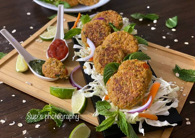 Recipe: Tasty Oats kebab