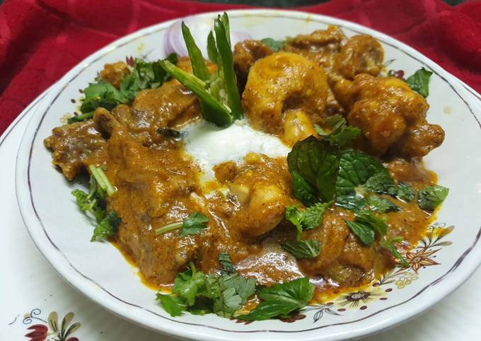 Recipe of Speedy Chicken Haldighati