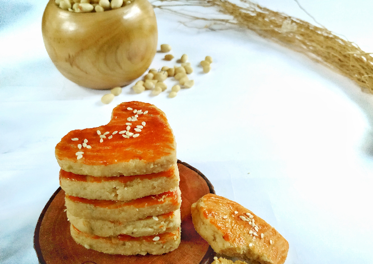 Kue Kacang (Peanuts Cookies)