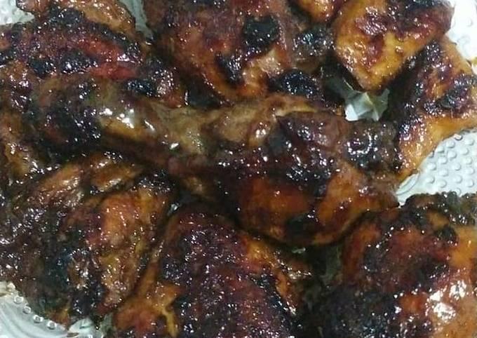 Ayam Bakar Teflon Manis Asam