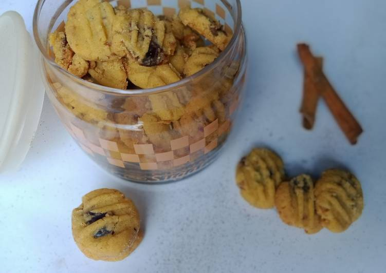 Dates cookies (Kukis Kurma)