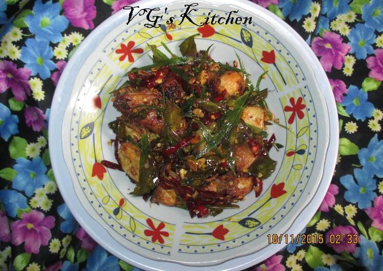 Chicken Catch (AYAM TANGKAP)