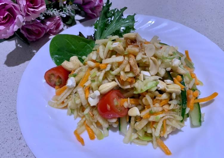 Salad Apel Ijo