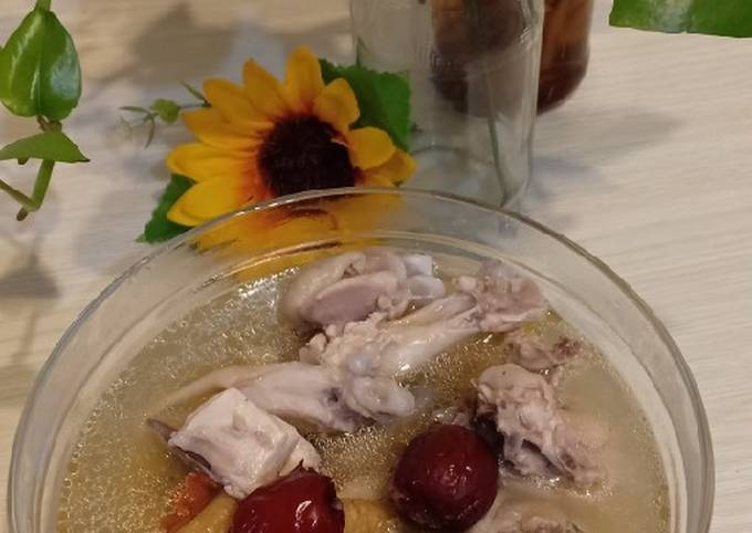 Ayam Obat. #makananCiapo