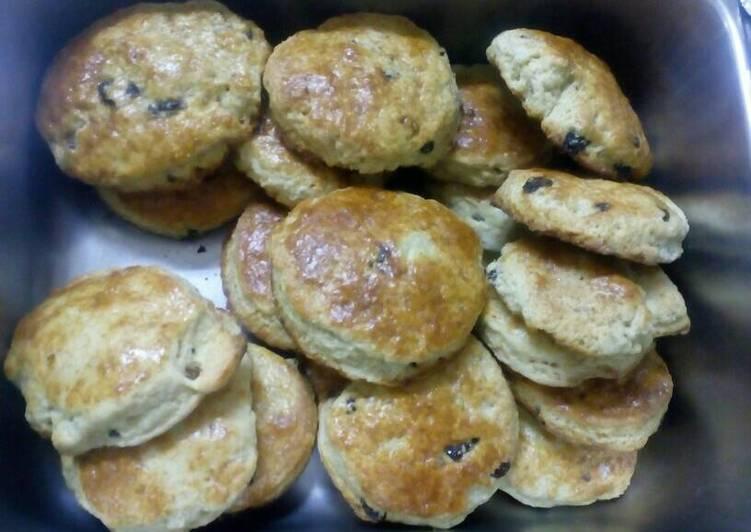 Recipe of Quick Tea scones