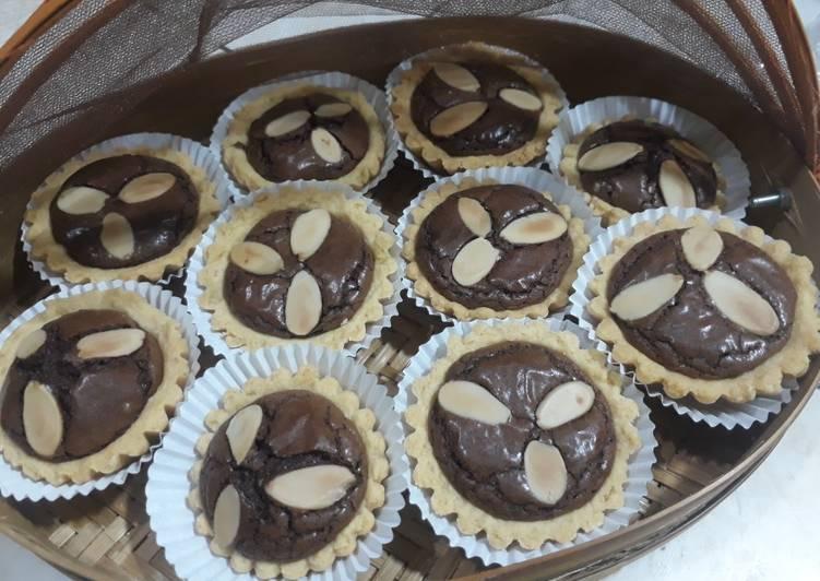 Resep Pie Brownis Shiny Crust Paling Joss
