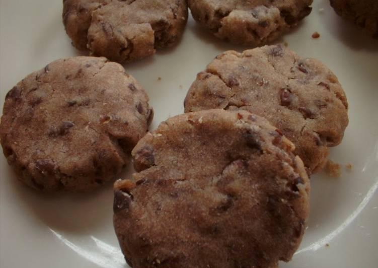 Easy Anko Cookies