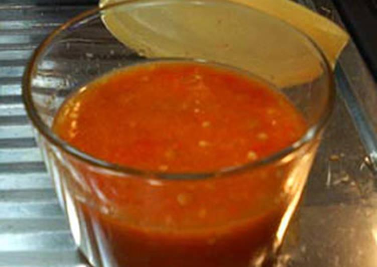 Easy Homemade Homemade Tabasco Sauce Recipe